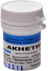 Акнетин гранулы  10 гр