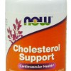 NOW  Нау Холестерол Саппорт 627,5 мг (CHOLESTEROL SUPPORT) капсулы  №90