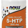 NOW Нау 5-НТР 200мг (5-HTP 200mg ) капсулы  №60