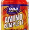 NOW Нау Аминокомплекс (AMINO COMPLETE 360 CAPS) капсулы  №360