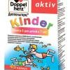 Доппельгерц kinder омега-3 д/детей с 7 лет капсулы  №45