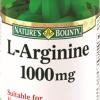 L-аргинин 1000 мг таблетки  №50