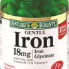 Легкодоступное железо 18 мг капсулы  №60
