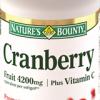 Концентрат ягод клюквы с витамином С капсулы  №100