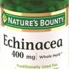 Натуральная Эхинацея 400 мг капсулы  №100
