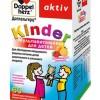 Доппельгерц kinder  мультивитамины для детей жевательные пастилки со вкусом малины таблетки  №60