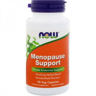 NOW Нау Менопауза Саппорт  (MENOPAUSE SUPPORT ) капсулы  №90