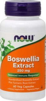 NOW Нау Босвеллия 250мг (BOSWELLIA EXTRACT 250mg 60 CAPS) капсулы  №60