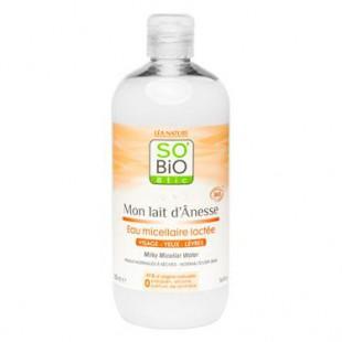 СОБиО этик Мицеллярная вода «МОЛОЧНАЯ», мицеллярная вода  500 мл