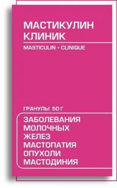 Мастикулин-клиник гранулы  50 г