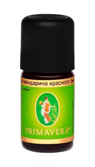 Эфирное масло мандарина красного био, 5 мл