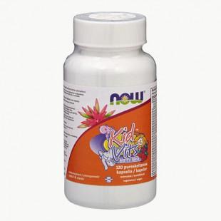 NOW Нау Мультивитаминный ягодный взрыв  1775мг (KID VITS - BERRY BLAST ) таблетки  №120