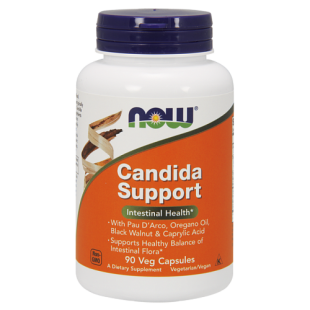 NOW Нау Кандида Саппорт  (CANDIDA SUPPORT ) капсулы  №90