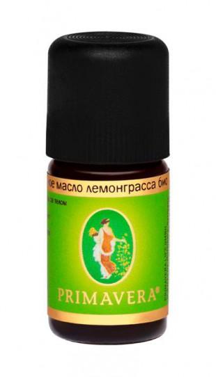 Эфирное масло лемонграсса био, 5 мл