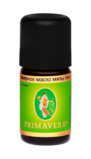 Эфирное масло мяты био, 5 мл