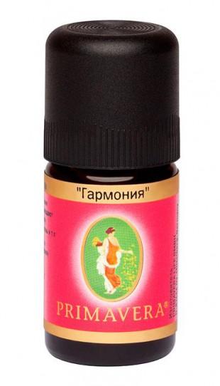 Примавера Лайф Ароматизатор воздуха - смесь эфирных масел «ГАРМОНИЯ», масло  5 мл