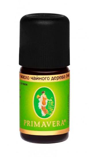 Эфирное масло чайного дерева био, 5 мл